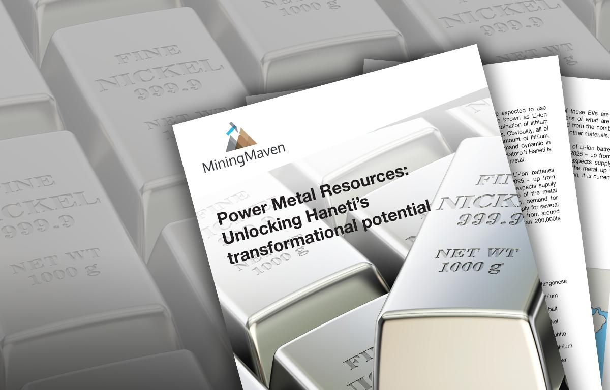 MiningMaven - Nickel