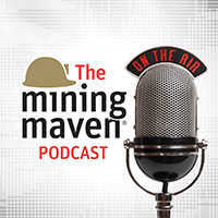 MiningMaven Podcast 122 - with Julian Treger, CEO of Anglo Pacific Group (APF)